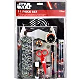 Star Wars Ep7 11pc Value Pack with Plastic Pencil Case in PVC Bag with Header