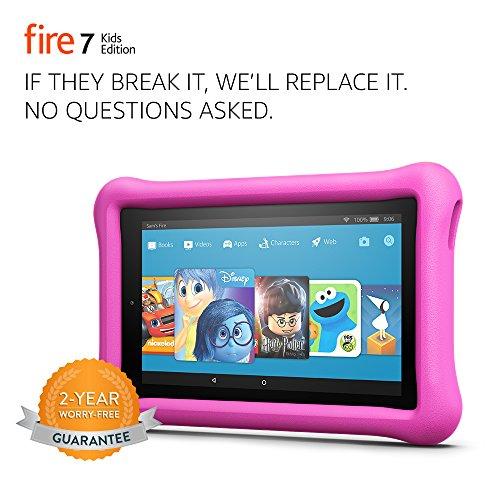 Fire Kids Tablet Display Kid Proof