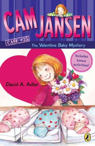 Cam Jansen: Cam Jansen and the Valentine Baby Mystery #25