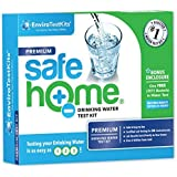 Safe Home PREMIUM Drinking Water Test Kit (50 Contaminants)