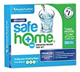 complete well water test kit - Safe Home PREMIUM Drinking Water Test Kit (Certified Lab Testing for 50 Different Contaminants)