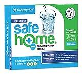 Safe Home PREMIUM Drinking Water Test Kit (50 Contaminants)