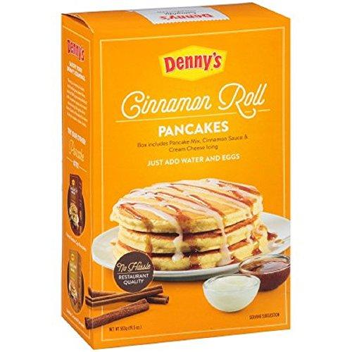 dennys-pancake-mix-cinnamon-roll