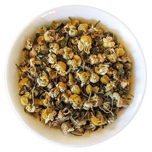 Mahalo Tea Cozy Mint Chamomile Herbal Tea - Loose Leaf Tea - 2oz
