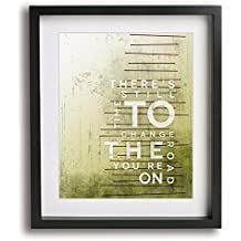 Stairway To Heaven | Led Zeppelin inspired song lyric art print