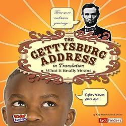 The Gettysburg Address in Translation