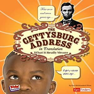 The Gettysburg Address in Translation Audiobook