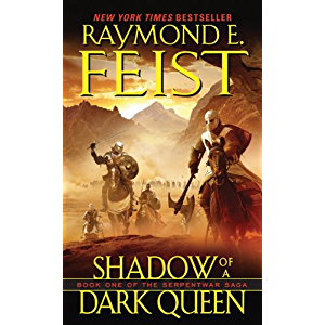 Shadow of a Dark Queen (Serpentwar Saga Book 1)