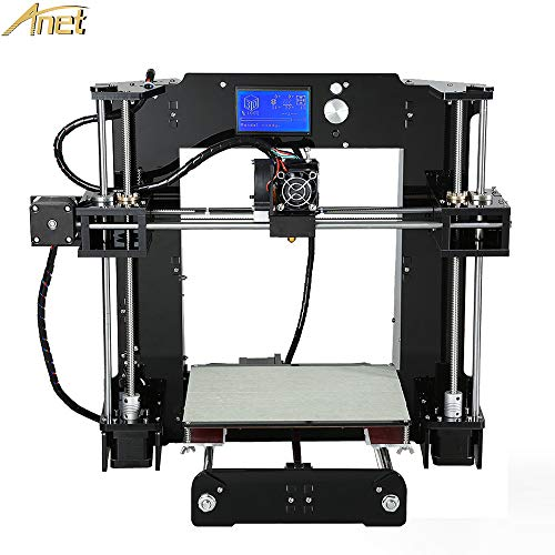 Anet A6 3D Printer with Filament
