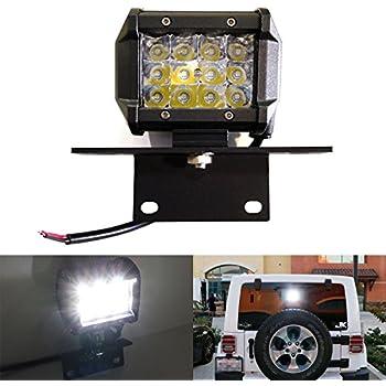 Img X further W Sr Flush Mount Led Light likewise Fxb Ojh B in addition S L besides W Flush Led Bumper Driving Lights. on flush mount reverse led light pod