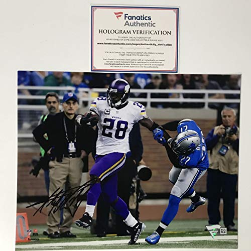 0524c384 Adrian Peterson - Trainers4Me