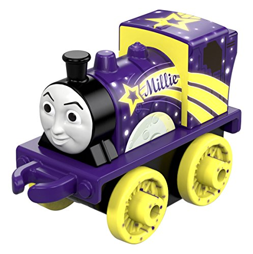 Thomas the Train Minis Single Pack, Night Time Millie
