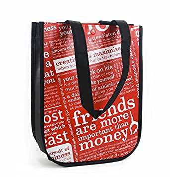 Amazon.com | Lululemon Red with Graphic Print Small