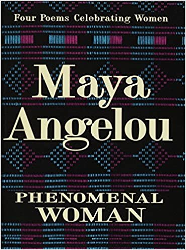 Image result for phenomenal woman book