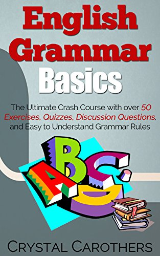 Basic English Grammar Book For