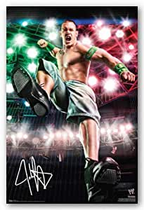 John Cena WWE Champion Raw Boom 22x34 Poster Print Poster Print, 22x34 Poster Print, 22x34
