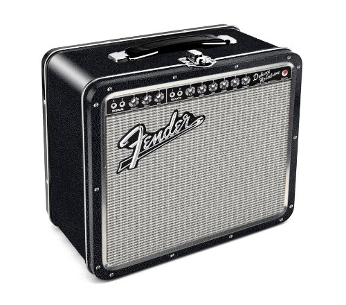 Fender Amp Large Tin Fun Box (Fun Collectibles)