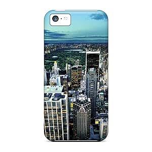 Iphone 5c Cases Covers Skin : Premium High Quality Manhattan New York Usa Cases