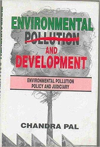 Environmental Pollution and Development