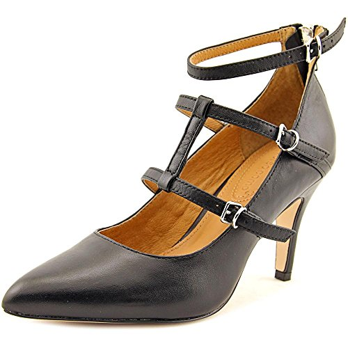 Silk Heels Shoes (Corso Como Women's Carter Dress Pump, Black Silk Nappa, 7 M)
