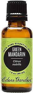 Edens Garden Mandarin-Green Essential Oil, 100% Pure Therapeutic Grade, 30 ml