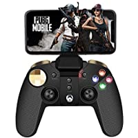 PG-9118 Wireless Bluetooth Joystick per giochi PowerLead ,Gamepad Controller multimediale Compatibile iOS Android Cellulare Tablet PC