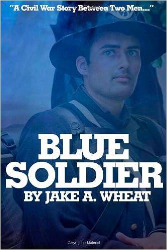 Book Blue Soldier