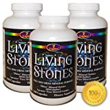 Living Stones (Chelated Minerals, Organic Sulfur Complex & Trace Minerals)