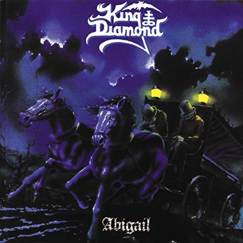 King Diamond-Abigail-(RR 8788-2)-REMASTERED-CD-FLAC-1997-WRE Download