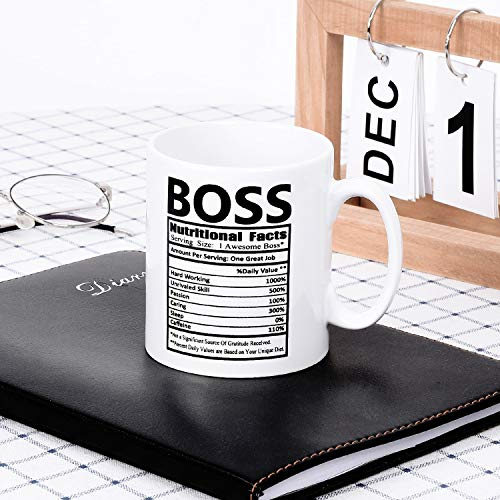 Buy christmas gifts for boss