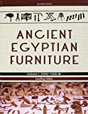 Ancient Egyptian Furniture Volumes I-III