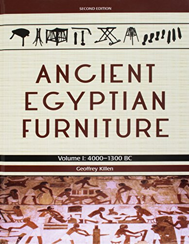 Ancient Egyptian Furniture Volumes (Ancient Egyptian Furniture)