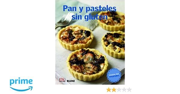 Pan y pasteles sin gluten (Cocina del mundo): Amazon.es: VVAA: Libros