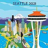 Seattle 2021 Calendar