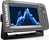 Lowrance HOOK2 7X - 7-inch Fish Finder with TripleShot Transducer and GPS Plotter
