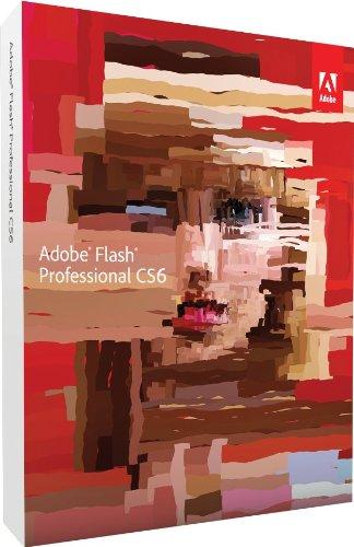 Adobe Flash Pro CS6 Mac [Old Version]