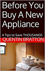 Advice everyone should know before purchasing a new appliance. Written by an appliance service technician. I can save you THOUSANDS of $$$$, with 4 simple tips.