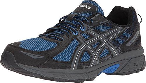 ASICS Mens Gel-Venture 6 Victoria Blue/Victoria Blue/Black Running Shoe - 7.5