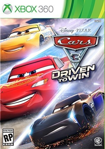 Cars 3: Driven to Win - Xbox 360 (Sonic And All Stars Racing Transformed Characters)