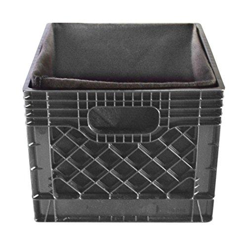 """High Caliper L121212 Smart Pot Milk Crate Liner, 12"""" x 12"""" x 12"""""""