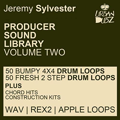 - Jeremy Sylvester Producer Sound Library Vol. 2 - Download Samples DVD non BOX
