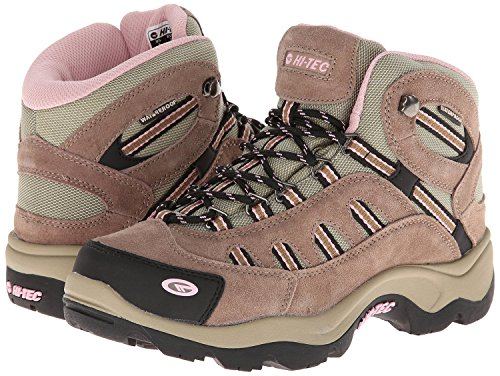 Pair Taupe have Hi with Mid Water Lifetime a Boot DTV Tec Hiking Bandera Socks of Warranty Proof Women's Blush that w6wUqv