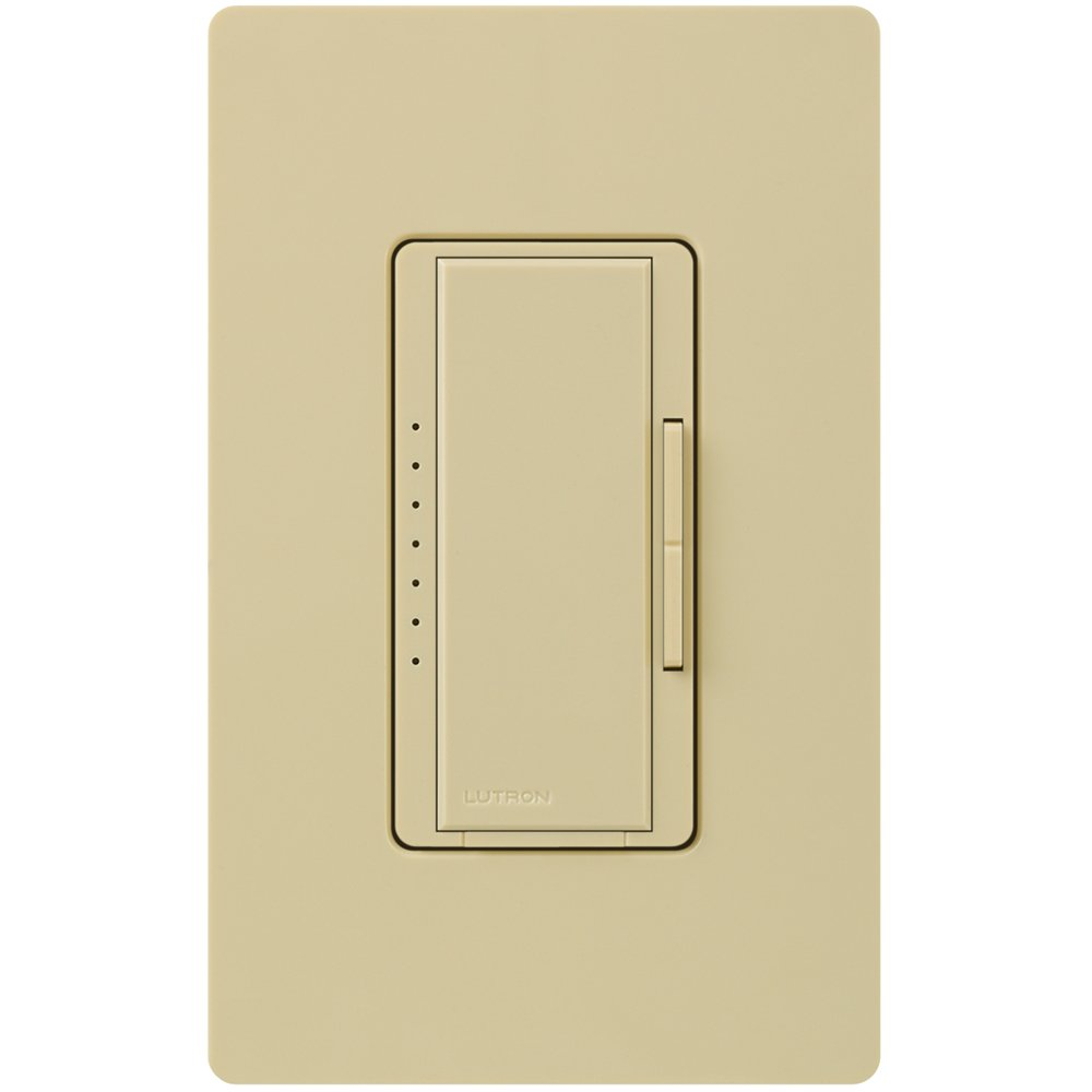 lutron maw600h wh electronics maestro duo dimmer white single