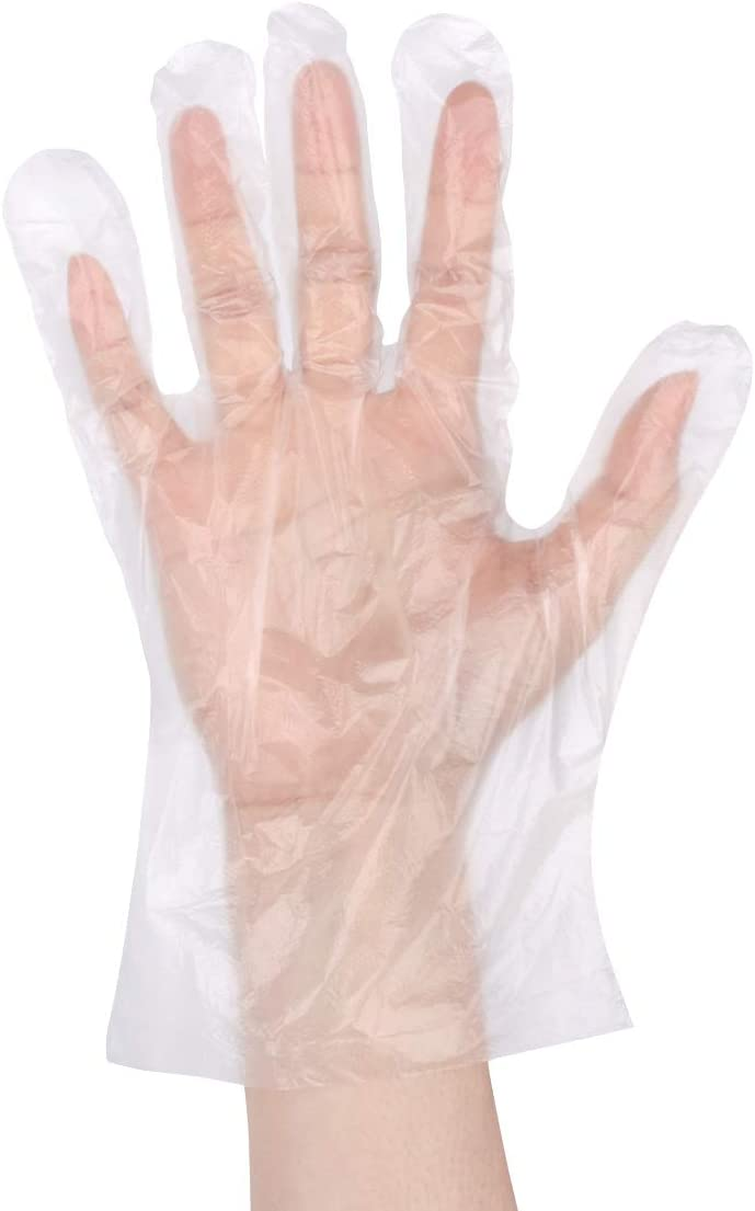 Yebeauty Paraffin Wax Liners for Hands, Clear Plastic Paraffin Wax Bath Liners for Hands Care, 200 PCS/Pack: Health & Personal Care