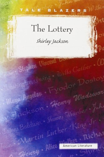 Book cover from The Lottery (Tale Blazers) by Shirley Jackson