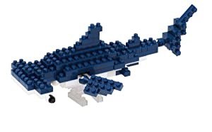 Nanoblock Hammerhead Shark Building Kit