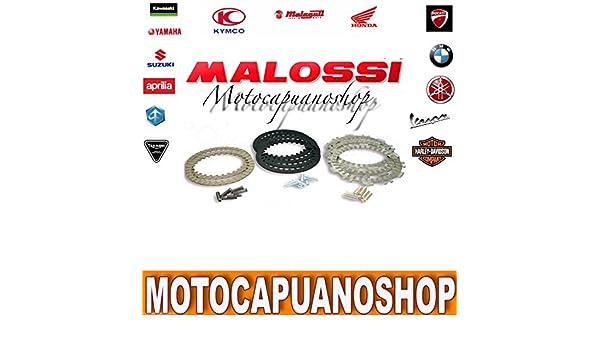 Malossi 5215401 Serie discos de embrague Yamaha Tmax T-Max 500 2002: Amazon.es: Coche y moto