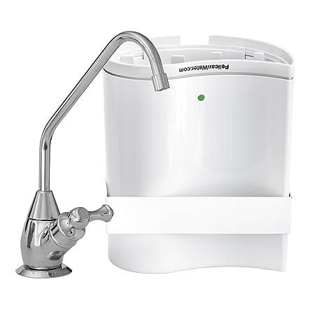 Pelican agua pdf-uc-bn bajo encimera Sistema de filtración de agua potable y