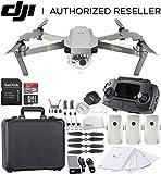 DJI Mavic Pro Platinum Collapsible Quadcopter Black Aluminum Hardshell Case Ultimate Bundle