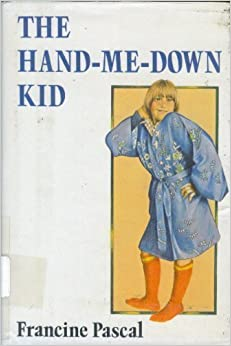 Book The Hand-Me-Down Kid